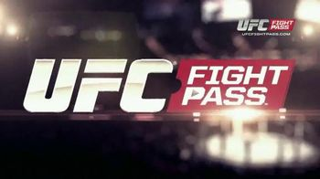 Ultimate Fighting Championship (UFC) Fight Pass TV Spot