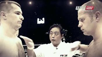 Ultimate Fighting Championship (UFC) Fight Pass TV Spot - Thumbnail 4