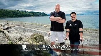 Wounded Warrior Project TV Spot, 'Devastating Injuries' Feat. Dean Norris - Thumbnail 10