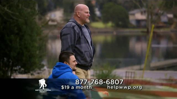 Wounded Warrior Project TV Spot, 'Devastating Injuries' Feat. Dean Norris - Thumbnail 6