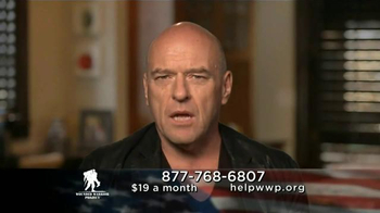 Wounded Warrior Project TV Spot, 'Devastating Injuries' Feat. Dean Norris - Thumbnail 7