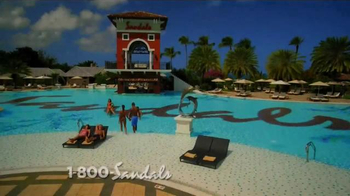 Sandals Resorts TV Spot, 'What Is a Vacation?' - Thumbnail 1
