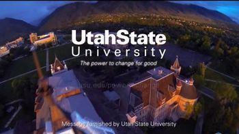 Utah State University TV Spot, 'Innovation' - Thumbnail 9