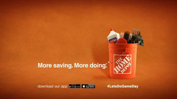 The Home Depot TV Spot, 'Let's Gear Up' - Thumbnail 8