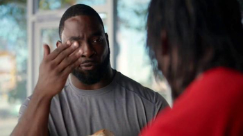 Subway TV Spot, 'No Challenge' Featuring Robert Griffin III, Justin Tuck - Thumbnail 5