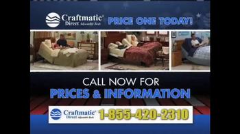Craftmatic Labor Day Super Closeout Event TV Spot - Thumbnail 1
