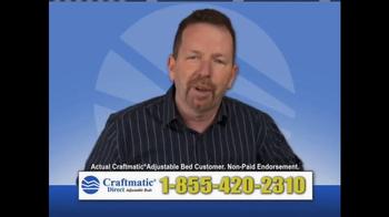 Craftmatic Labor Day Super Closeout Event TV Spot - Thumbnail 3