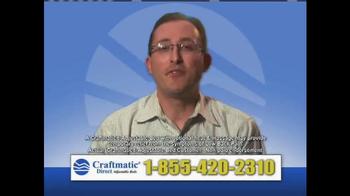 Craftmatic Labor Day Super Closeout Event TV Spot - Thumbnail 7