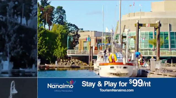 Fly to Vancouver Island TV Spot, 'A Little Island Time' - Thumbnail 4