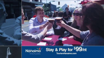 Fly to Vancouver Island TV Spot, 'A Little Island Time' - Thumbnail 5