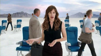Capital One Venture Card TV Spot, 'Musical Chairs' Feat. Jennifer Garner