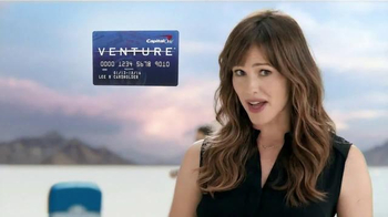 Capital One Venture Card TV Spot, 'Musical Chairs' Feat. Jennifer Garner - Thumbnail 9
