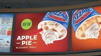 Dairy Queen Blizzard TV Spot, 'Pumpkin Pie vs. Apple Pie' - Thumbnail 2