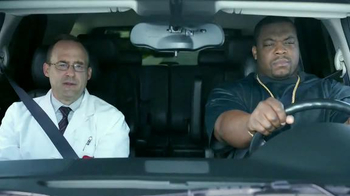Bridgestone TV Spot, 'Treadmill' Featuring Terrance Knighton - Thumbnail 1