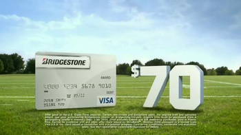 Bridgestone TV Spot, 'Treadmill' Featuring Terrance Knighton - Thumbnail 10