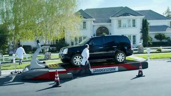 Bridgestone TV Spot, 'Treadmill' Featuring Terrance Knighton - Thumbnail 4