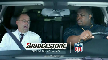 Bridgestone TV Spot, 'Treadmill' Featuring Terrance Knighton - Thumbnail 7