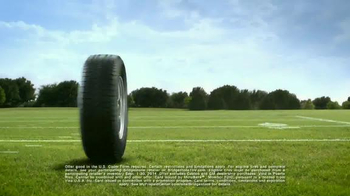 Bridgestone TV Spot, 'Treadmill' Featuring Terrance Knighton - Thumbnail 9