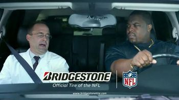 Bridgestone TV Spot, 'Treadmill' Featuring Terrance Knighton