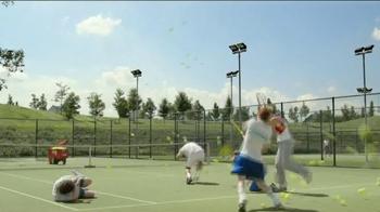 Wix.com TV Spot, 'Tennis Lessons with Karen' - Thumbnail 7