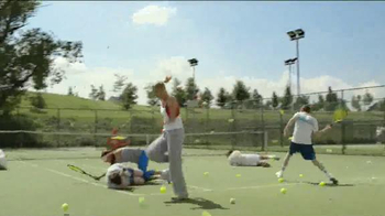 Wix.com TV Spot, 'Tennis Lessons with Karen' - Thumbnail 8