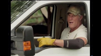 Copper Fit TV Spot, 'Old Arm' Featuring Brett Favre