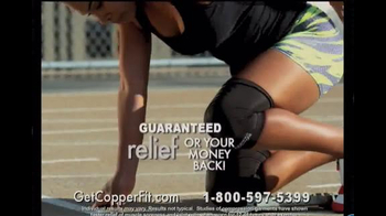 Copper Fit TV Spot, 'Old Arm' Featuring Brett Favre - Thumbnail 3
