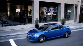 2014 Scion tC TV Spot, 'Boxing Gym' - Thumbnail 10