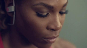 Beats Audio Powerbeats2 TV Spot, 'Nothing Stops Serena' Ft. Serena Willams - Thumbnail 2