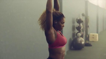 Beats Audio Powerbeats2 TV Spot, 'Nothing Stops Serena' Ft. Serena Willams - 14 commercial airings