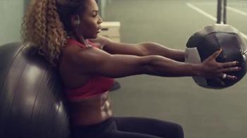 Beats Audio Powerbeats2 TV Spot, 'Nothing Stops Serena' Ft. Serena Willams - Thumbnail 5