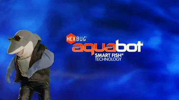 Hexbug Aquabot 2.0 TV Spot, 'Rapping Shark' - Thumbnail 1