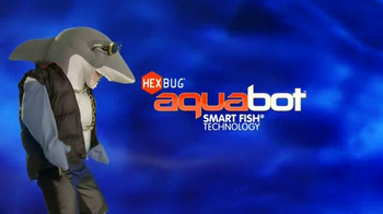 Hexbug Aquabot 2.0 TV Spot, 'Rapping Shark' - 1012 commercial airings