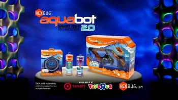 Hexbug Aquabot 2.0 TV Spot, 'Rapping Shark' - Thumbnail 9