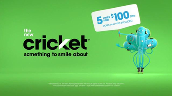 Cricket Wireless TV Spot, 'Kaleidoscope' - Thumbnail 10