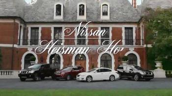 Nissan TV Spot, 'Heisman House: Roommates' Ft. Johnny Manziel - Thumbnail 1