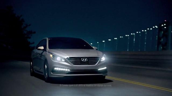 2015 Hyundai Sonata Sport TV Spot, 'Co-piloto' [Spanish] [T1] - Thumbnail 1