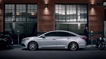 2015 Hyundai Sonata Sport TV Spot, 'Co-piloto' [Spanish] [T1] - Thumbnail 9