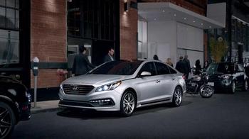 2015 Hyundai Sonata Sport TV Spot, 'Co-piloto' [Spanish] [T1] - Thumbnail 8