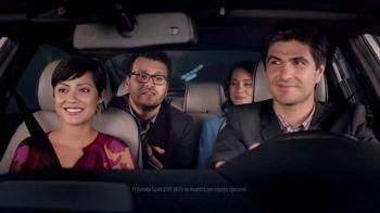 2015 Hyundai Sonata Sport TV Spot, 'Co-piloto' [Spanish] [T1] - 650 commercial airings
