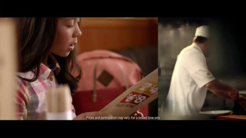 Denny's 4 Meals for $4 TV Spot, 'Budget Conscious' - Thumbnail 1