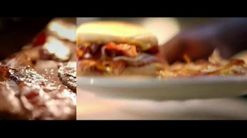 Denny's 4 Meals for $4 TV Spot, 'Budget Conscious' - Thumbnail 5