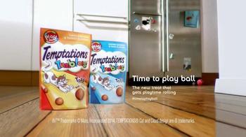 Temptations Tumblers TV Spot, 'Treats for Cats' - Thumbnail 5