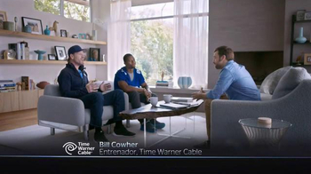 Time Warner Cable Internet Económica TV Spot Con Victor Cruz [Spanish] - Thumbnail 2