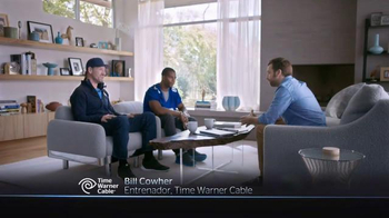 Time Warner Cable Internet Económica TV Spot Con Victor Cruz [Spanish] - Thumbnail 3