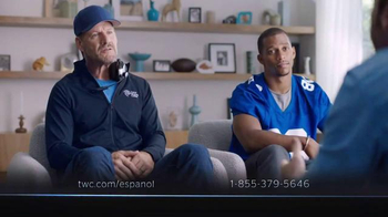 Time Warner Cable Internet Económica TV Spot Con Victor Cruz [Spanish] - 550 commercial airings
