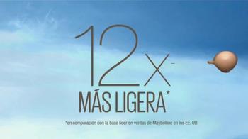 Maybelline New York Dream Wonder Foundation TV Spot [Spanish] - Thumbnail 6
