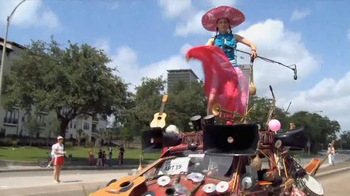 Visit Houston TV Spot, 'My Houston' Featuring ZZ Top - Thumbnail 6