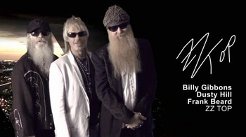 Visit Houston TV Spot, 'My Houston' Featuring ZZ Top