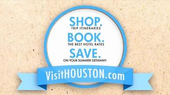 Visit Houston TV Spot, 'My Houston' Featuring Jim Parsons - Thumbnail 10